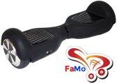 Hoverboard siliconen Beschermhoes - ZWART