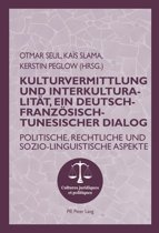 Boekomslag van 'Kulturvermittlung und Interkulturalitaet, ein Deutsch-Franzoesisch-Tunesischer Dialog'