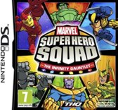 Marvel Super Hero Squad, Infinity Gauntlet  NDS
