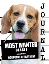 Most Wanted Beagle Journal
