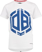 Someone Jongens T-shirt - blauw - Maat 110