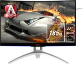 AOC AG272FCX6 - Curved Gaming Monitor (165Hz)