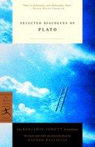 Mod Lib Selected Dialogues Plato