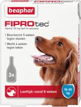 Beaphar Fiprodog 10-20 kg