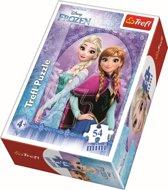 Mini - In the Frozen Land   1 - 54 stukjes Puzzel