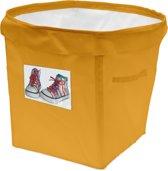 Achoka Persoonlijke Opbergbox 35 Liter Geel