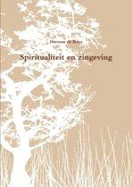 Spiritualiteit en zingeving