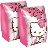 Hello Kitty Roze Zwembandjes voor Meisjes - Geschikt van 3 tot 6 Jaar | Zwemarmbandjes | Zwemmouwtjes