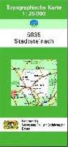 Stadtsteinach 1 : 25 000