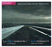 Beethoven: Symhony No. 1 - Keuris: Symhony in D