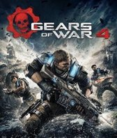 Microsoft Gears of War 4, Xbox One Basis Xbox One Engels video-game