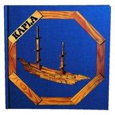 KAPLA Voorbeeldboek Deel 2 - Blauw