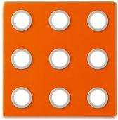 Mepal Onderzetter Domino Eos Oranje