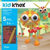 Kid K'NEX Safari Mates - Bouwset
