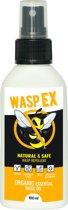 WaspEX - Wespen en insectenwerend I Organische wespen afschrikmiddel I Organisch wespen weer middel 100 ml I Anti wespen spray I Geen DEET I Alternatief voor Wespenvangers en Vallen