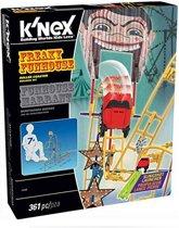 Knex Freaky Funhouse Roller Coaster