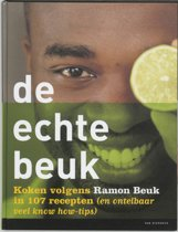 Boek cover De Echte Beuk van Ramon Beuk (Hardcover)