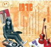 Verjaardagskaart 50 jaar met muziek uit 1969