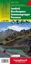 FB WK254 Landeck • Reschenpass • Samnaungruppe • Paznaun