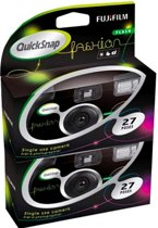 Fujifilm Quicksnap Flash - 27 opnames - 2-pack