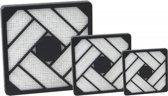 InLine 33478 Zwart, Wit Koeling accessoire