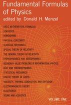 Fundamental Formulas of Physics, Volume One