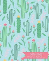 2019-2023 Five Year Planner- Cactus