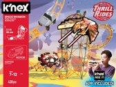 K'nex Thrill Rides Space Invasion Achtbaan - Bouwset