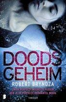 Boek cover Erika Foster 6 - Doods geheim van Robert Bryndza (Paperback)