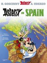 Asterix #14 Asterix in Spain