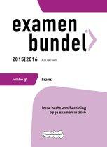Examenbundel Vmbo-gt Frans 2015/2016