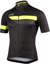 Bioracer Team Short Sleeve 2.0 Black/Fluo Size M