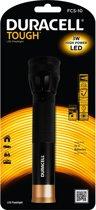 Duracell Tough FCS-10 LED Zaklamp, 134 Lumen, 159m Lichtwijdte