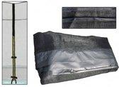 Los Veiligheidsnet voor Trampoline 305 cm | 3 poten (zonder palen)