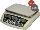 MyWeigh CTS-30000 telweegschaal 30kg x 0.5gr