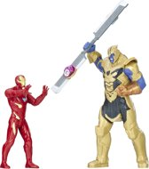 Marvel Avengers Iron Man vs Thanos Battle Set