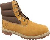Timberland 6 In Quilit Boot J C1790R, Vrouwen, Geel, Trekkinglaarzen maat: 36 EU