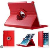 iPad Mini 1 2 en 3 Hoes Cover Multi-stand Case 360 graden draaibare Beschermhoes Rood