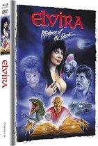 Elvira - Mistress of the Dark (Blu-ray & DVD in Mediabook) (import)