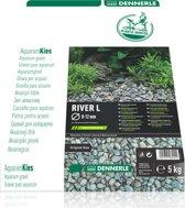 Dennerle Plantahunter River natuurgrind - Formaat: 8-12 millimeter