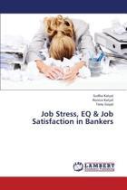 Job Stress, Eq & Job Satisfaction in Bankers