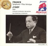 Franck: Symphony; Piece heroique; d'Indy: Istar