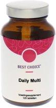 Best Choice Daily multi vitaminen mineralen complex