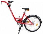 Roland Aanhangfiets Add+bike - Fietskar - Jongens en meisjes - Rood - 20 Inch