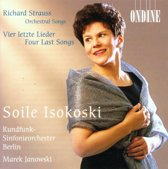 Isokoski:Orchestral Songs