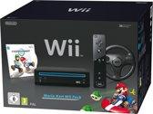 Nintendo Wii + Mario Kart + Stuurtje