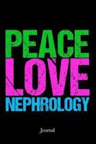 Peace Love Nephrology Journal