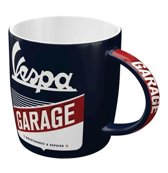 Beker Vespa Garage