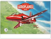 Vliegtuigen - Aeroplanes Jaroslav Velc 64x42 Kalender 2020