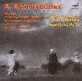A. Khachaturian: Concerto for Piano and Orchestra/...